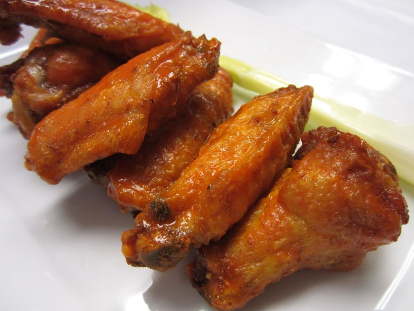 Chicken Wings are always a crowd please.