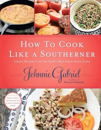 how to cook like a southerner book cover
