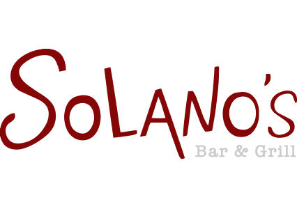 solano's bar and grill logo