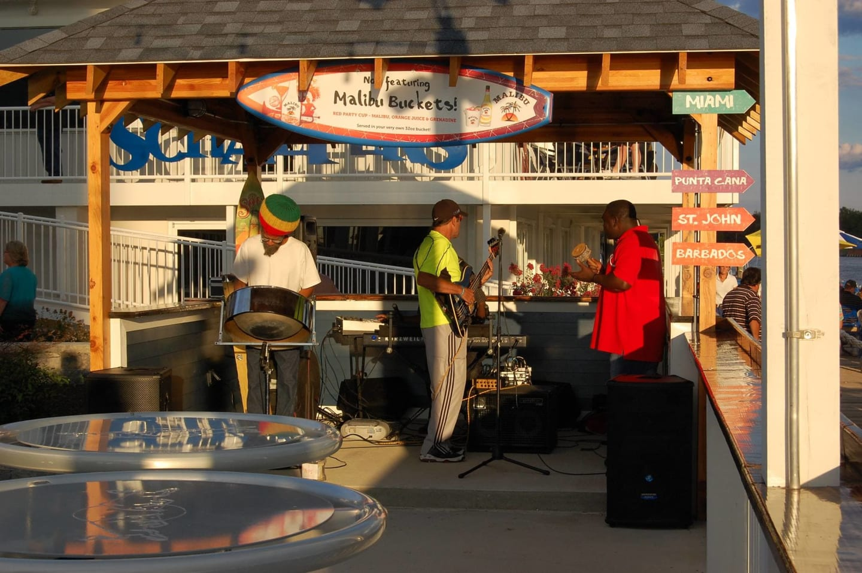island vibes event