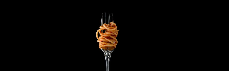 Fork & spaghetti