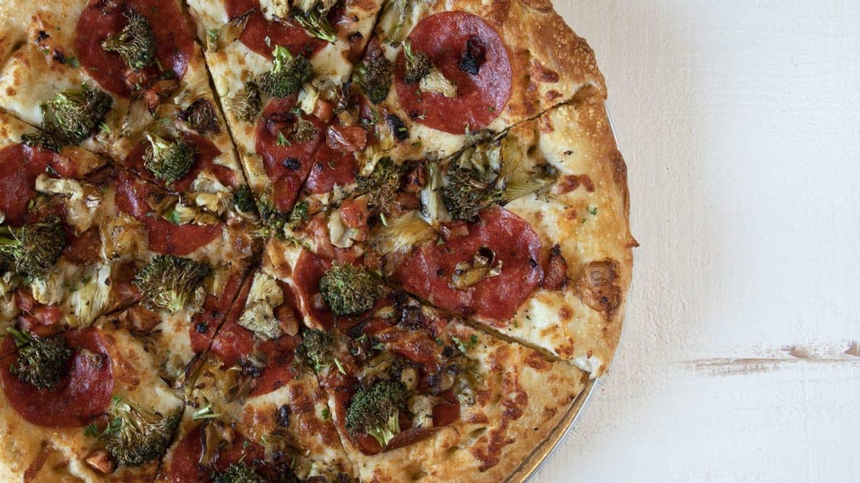 randy's calabrese pizza