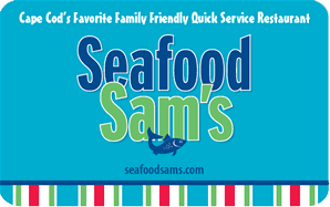 Seafood Sam's Gift Card