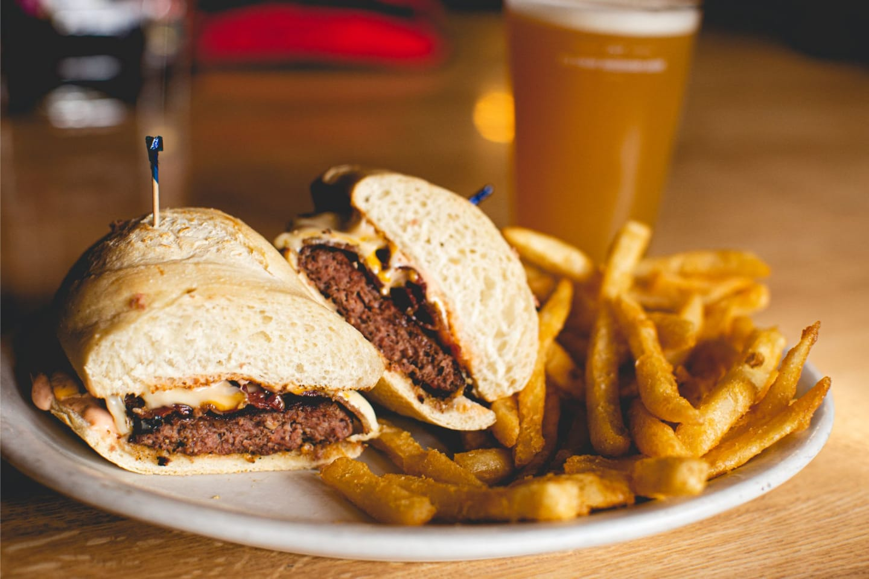buster burger