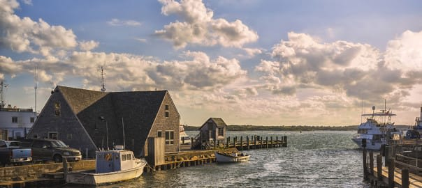 Woods Hole - One of the Best Small Towns