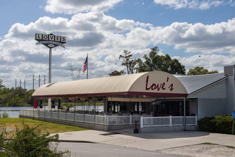 Love's building