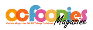 OC Foodies magazine logo