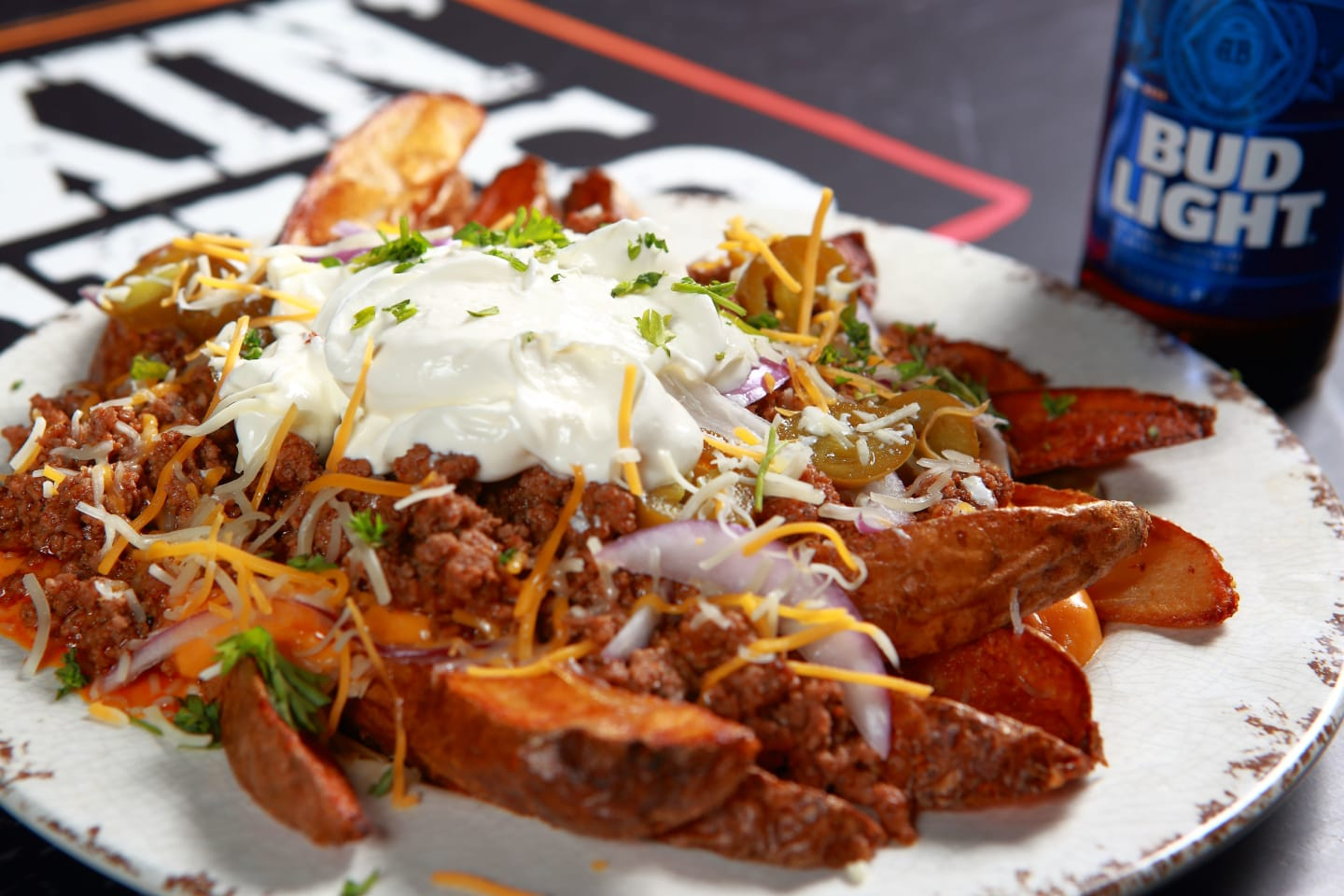 loaded wedges