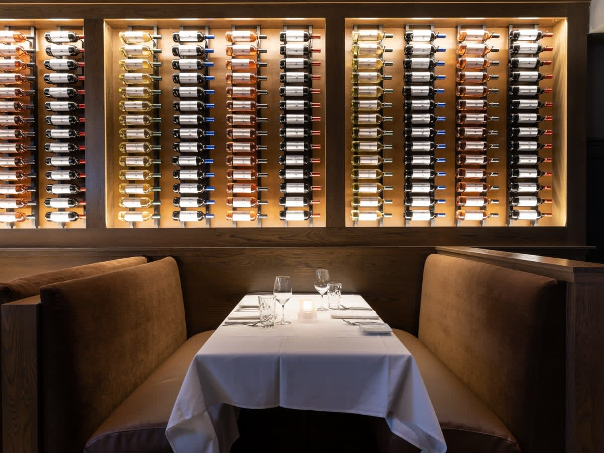 Interior at The ChopHouse
