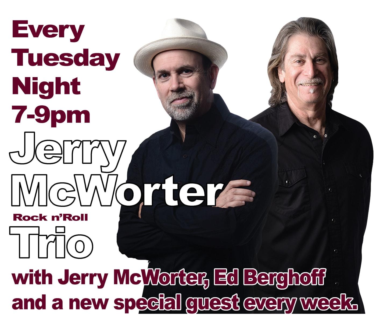 Jerry McWorter Trio