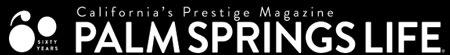 palm springs life logo