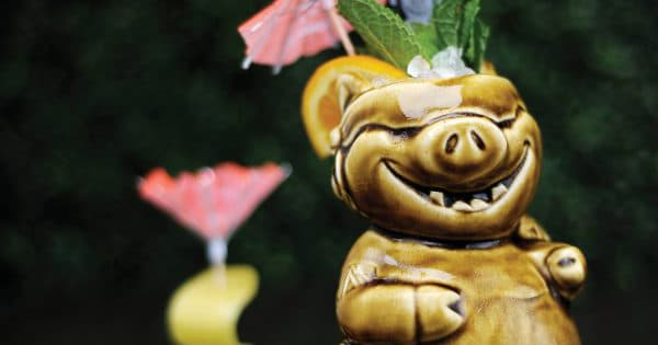 BEAT THE HEAT WITH THESE TIKI-THEMED O.C. COCKTAILS