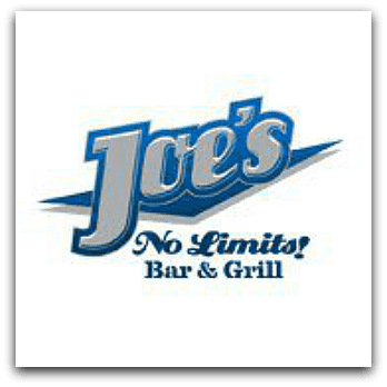Joe's No Limits! Bar & Grill Logo