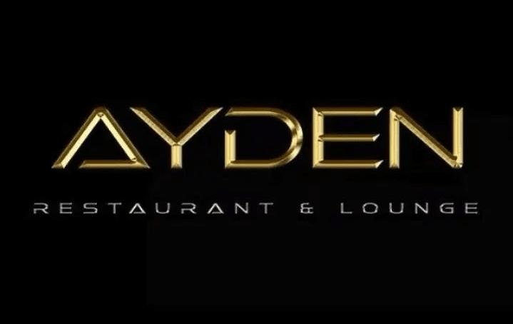 Ayden restaurant and lounge logo