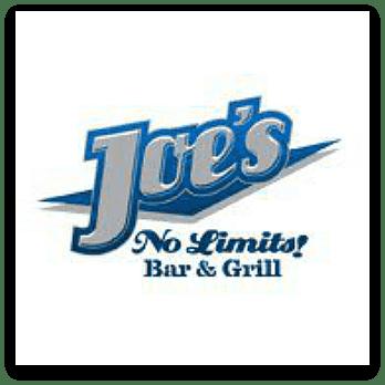 Joe's No Limits! Bar and Grill Logo