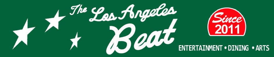 the los angeles beat logo