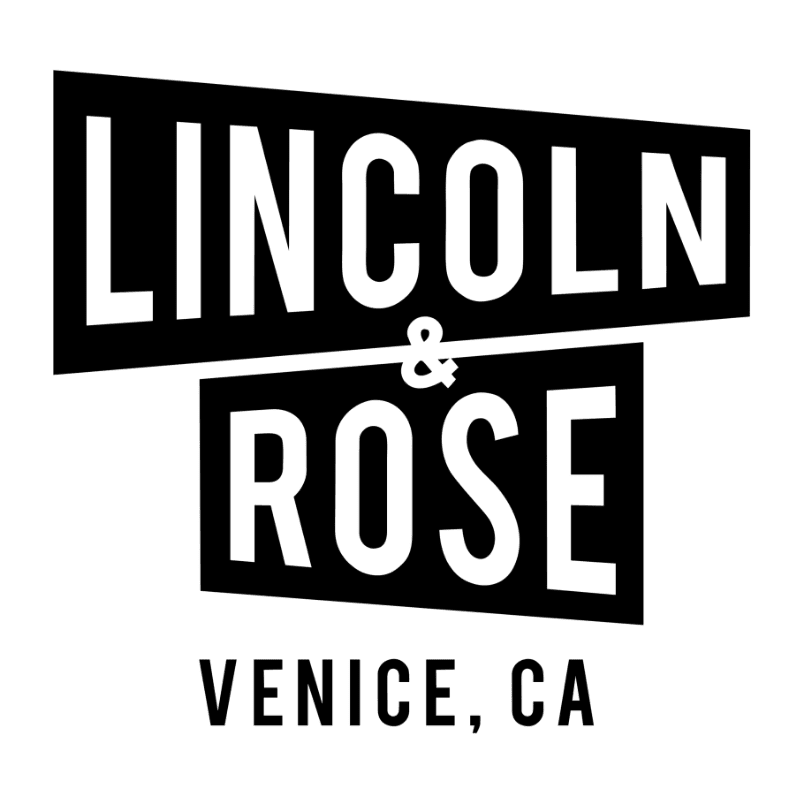 lincoln and rose venice ca logo