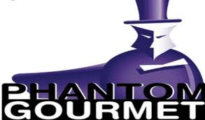Phantom Gourmet logo