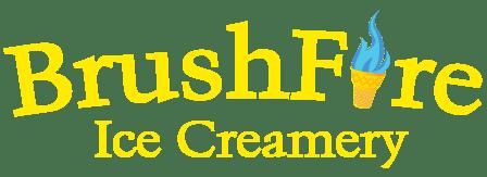 brushfire creamery logo