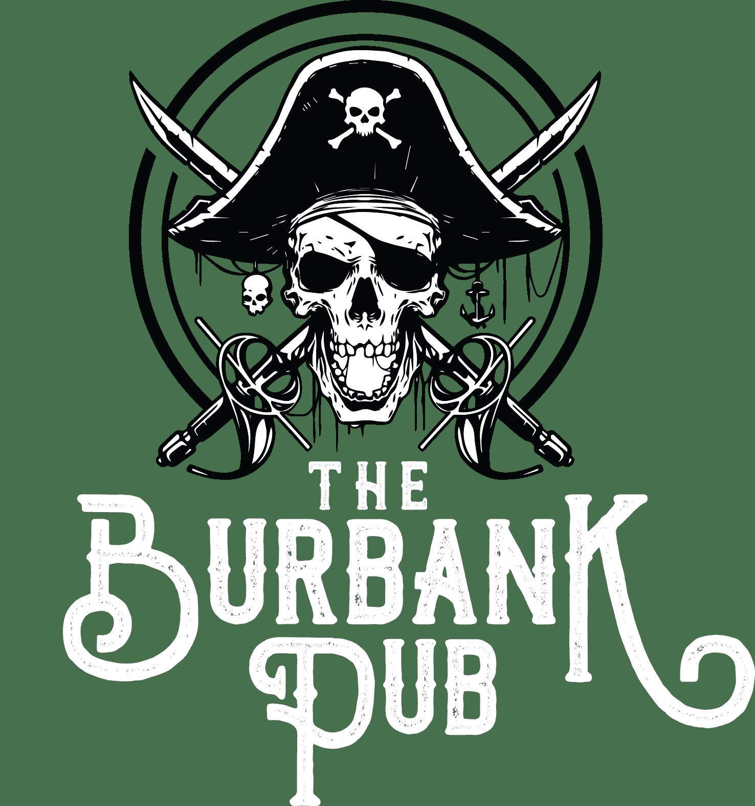 burbank pub logo