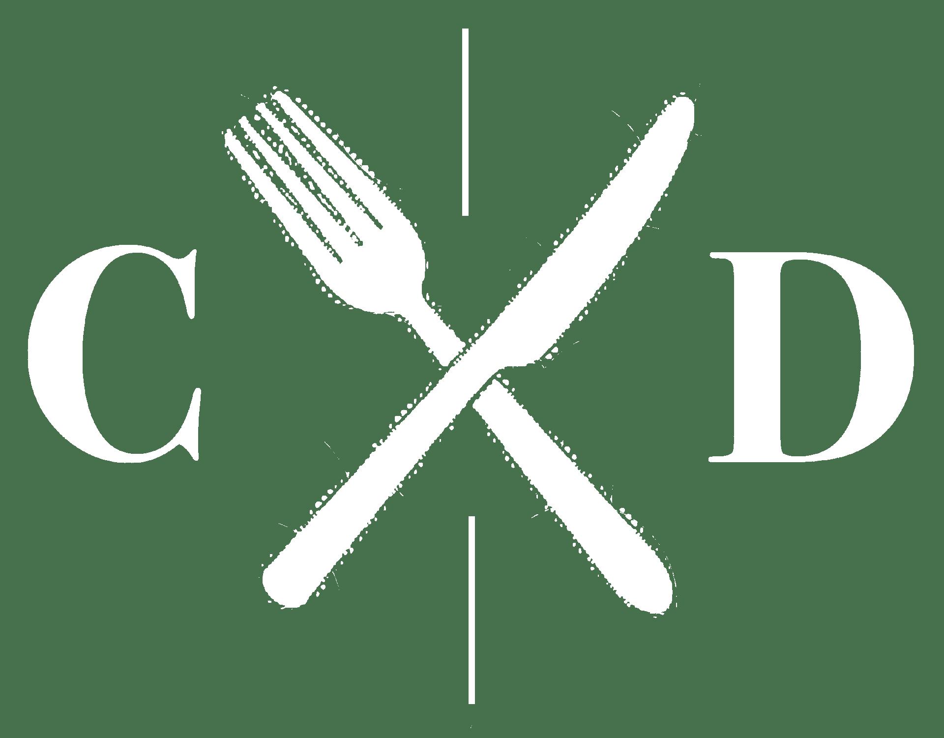 c d logo