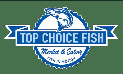 top choice fish logo