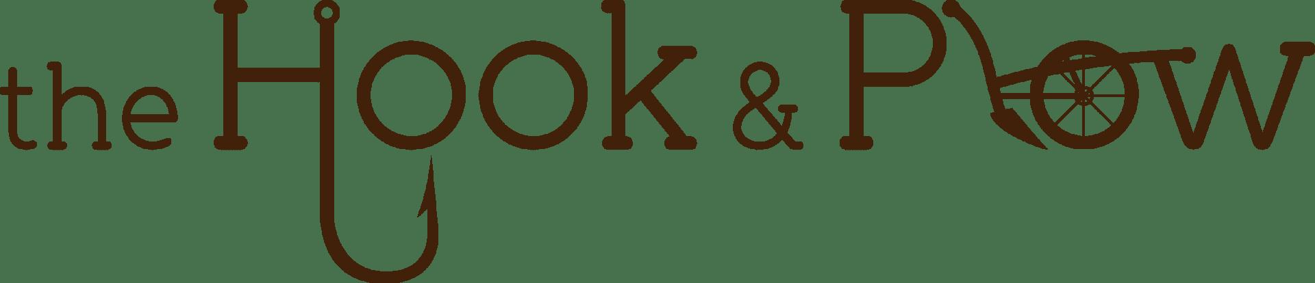the hook & plow logo