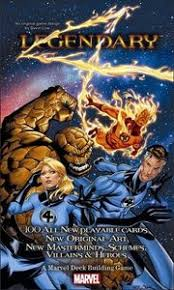 Legendary Fantastic 4