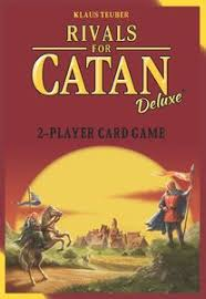 Rivals for Catan Deluxe