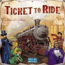 Ticket to Ride Base game