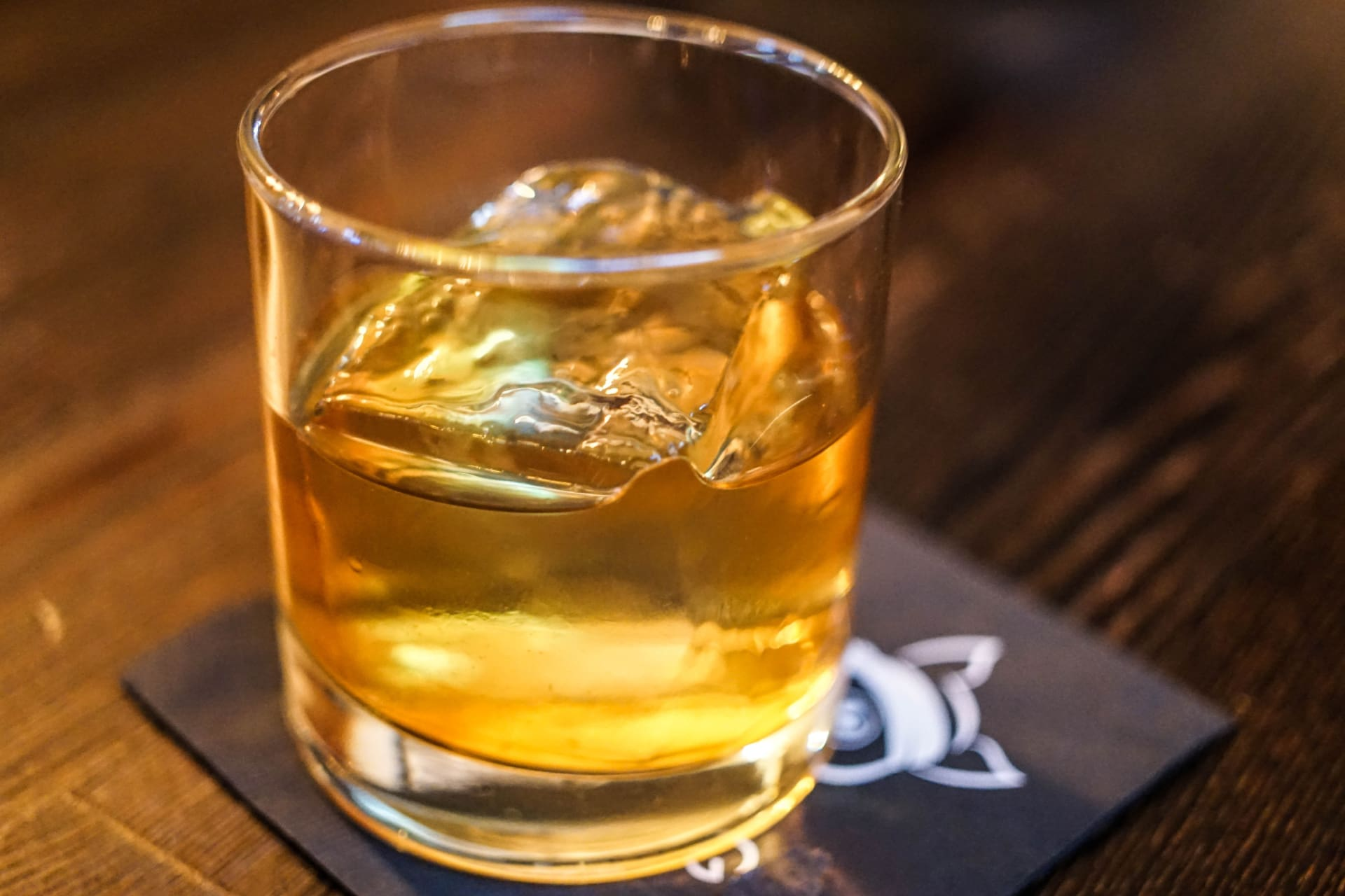 DRINK OF THE WEEK: FLAME ON AT THE BLIND PIG