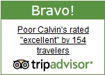 tripadvisor rated excellent by 154 travelers