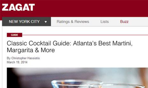 zagat screenshot