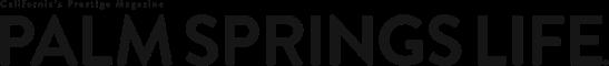 Image result for palm spring life logo