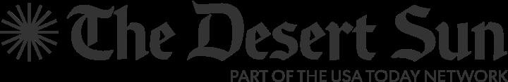 Image result for the desert sun newspaper logo