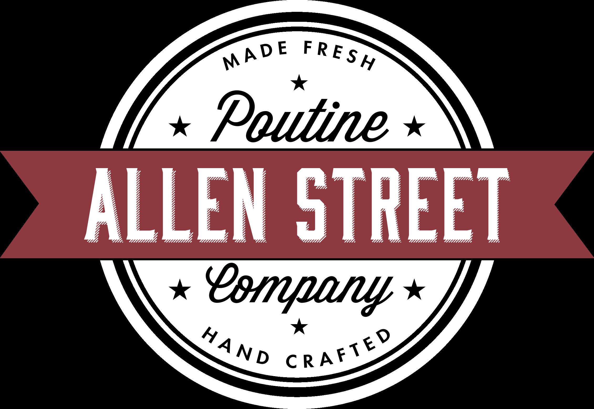 poutine company - allen street