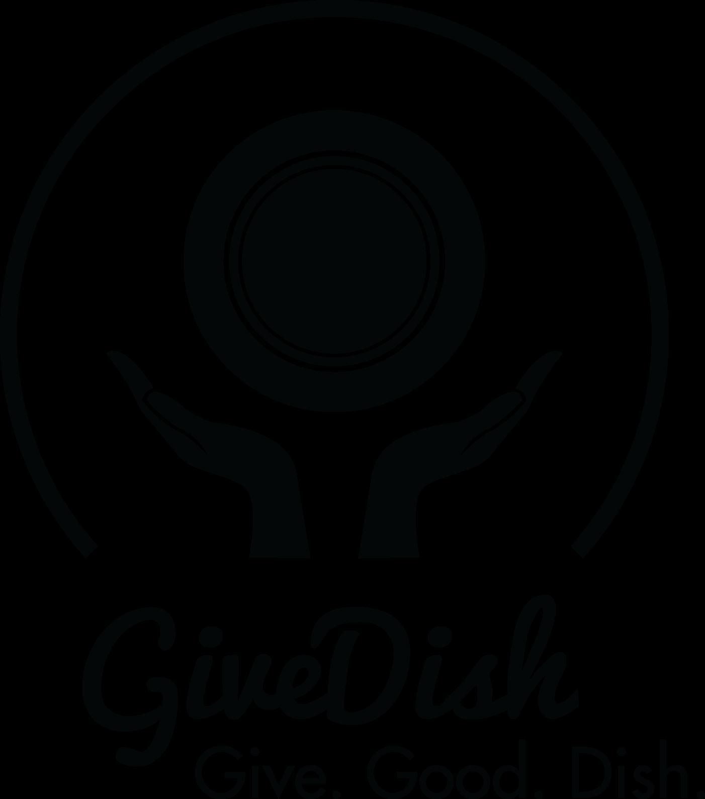 give dish logo