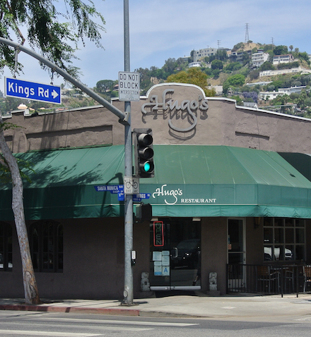 Studio City location