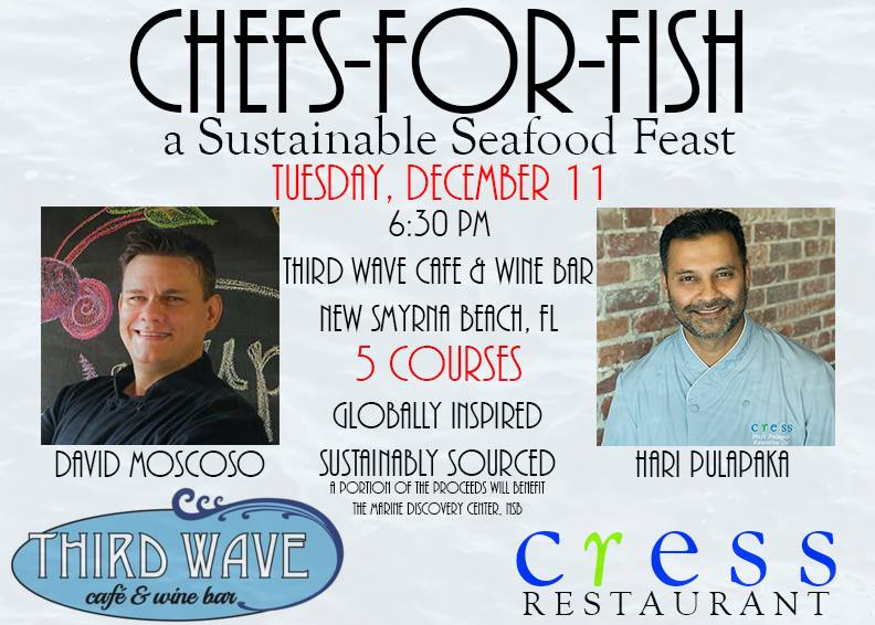 Chefs-for-fish flyer