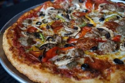 New York Style Combo Pizza