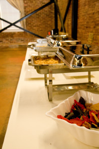 Red Sky will take care of all of the details for your catered event.