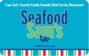 Seafood Sam's Gift Card