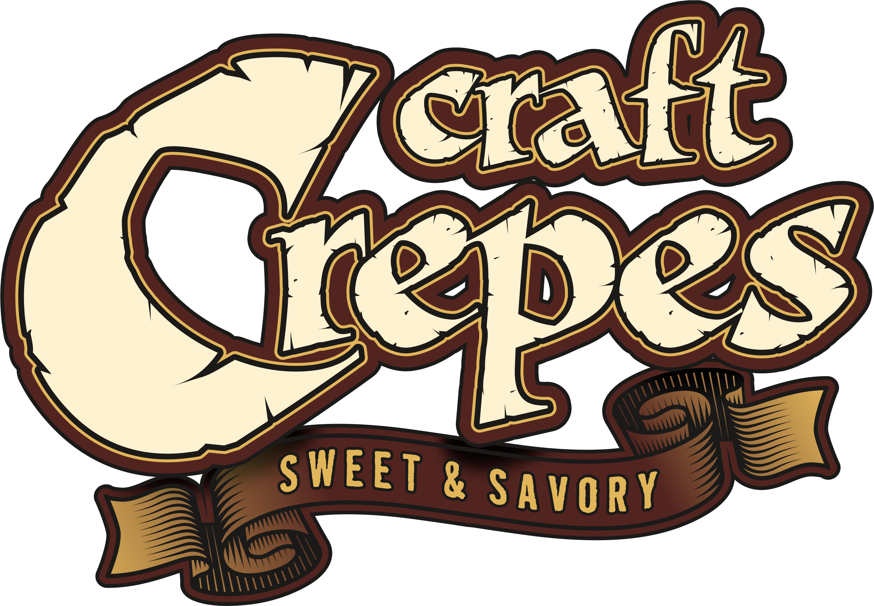 Craft Crepes - Sweet & Savory