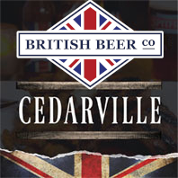 British Beer Company Cedarville