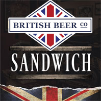 British Beer Company Sandwich