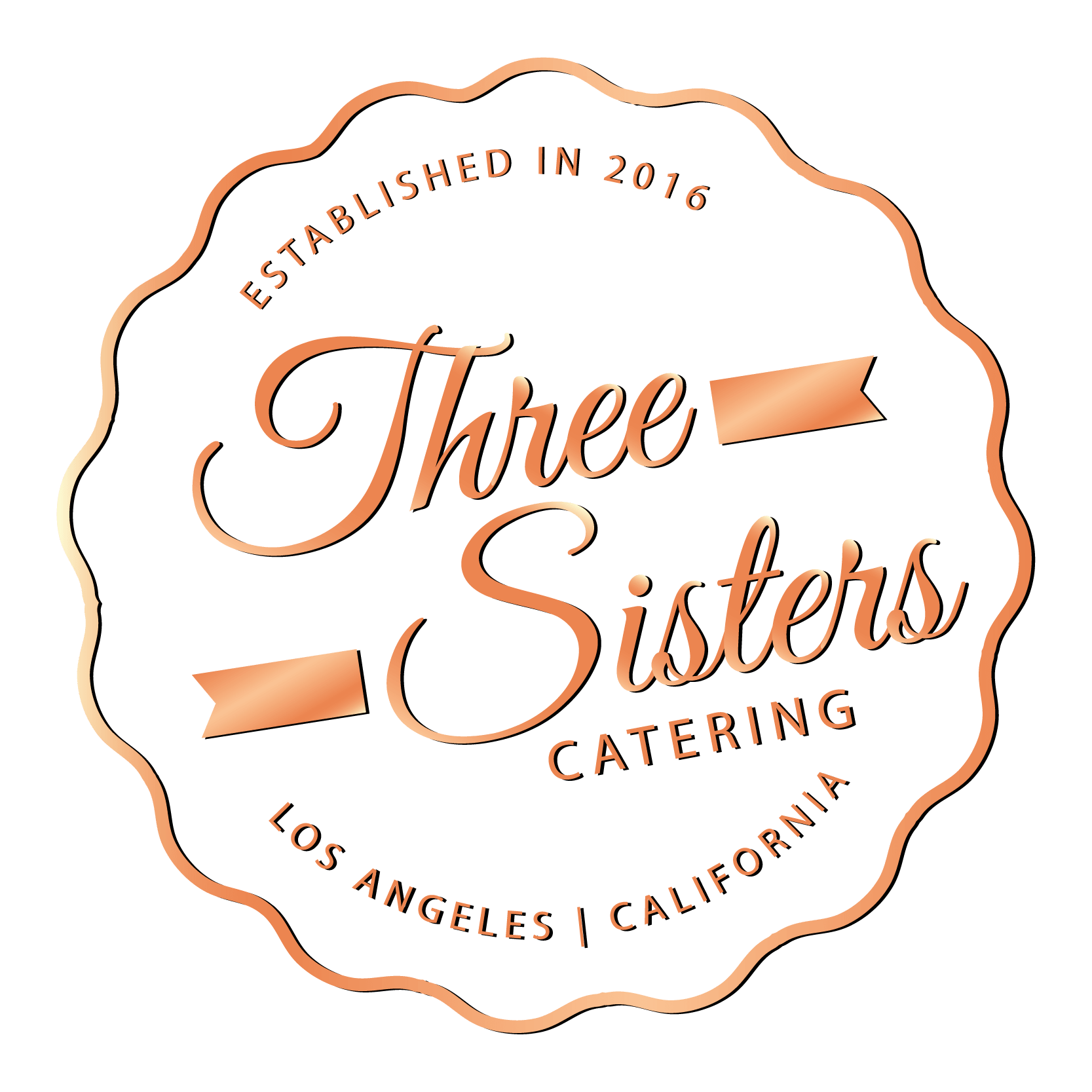 three sisters catering - los angeles california