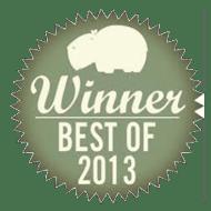 hippo winner best of 2013