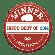 hippo best of 2014 winner reader's pick