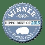 hippo best of 2015 - winner reader's pick