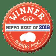 hippo best of 2016 - winner reader's pick